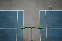 Geometry-of-Tennis